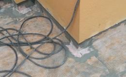 4 Piezas especiales de impermeabilización en esquinas.