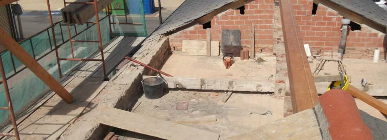 Renovación de CUBIERTA en Burela