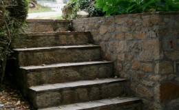 4-Remate contra escalera.