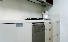 N16  Cocina, lado izquierdo