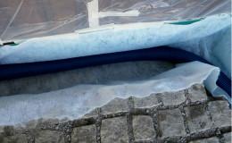 5 Geotextil+tubo de drenaje