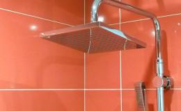 N6  Baño A, detalle de remates con falso techo