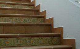 t11 Estado final: primer tramo de escaleras