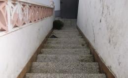 t2 Estado anterior de las escaleras.
