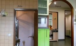 r4 Comparación de la entrada a cocina.