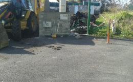 2 Inicio de demolición.