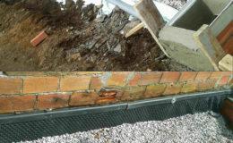 3 Instalación de drenaje y construcción de arquetas.