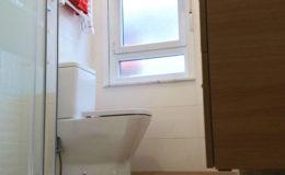 7 Baño de habitación.