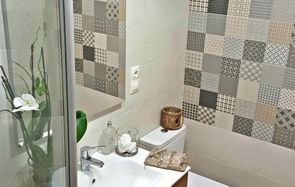 Un diseño nuestro para un baño