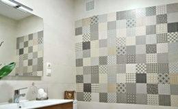 8 Panorámica de motivos y zona de lavabo.